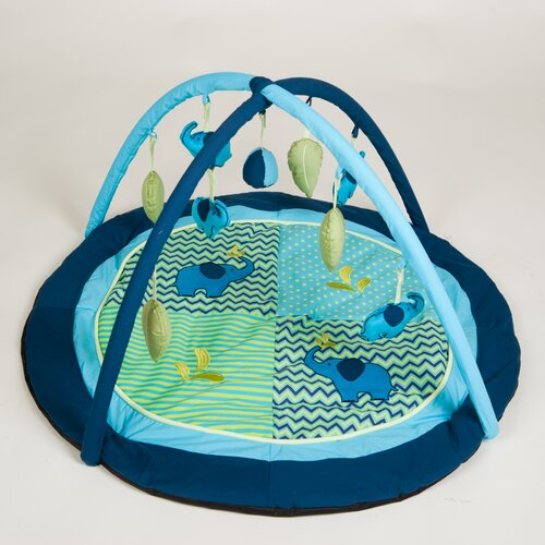 Pam Grace Creations ZigZag Elephant Playgym