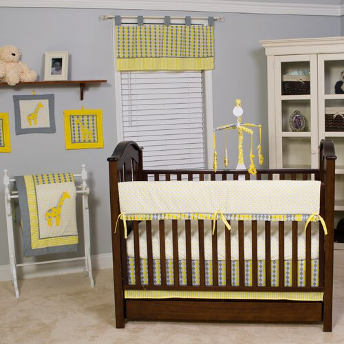 Pam Grace Creations Argyle 10 Piece Crib Bedding Set