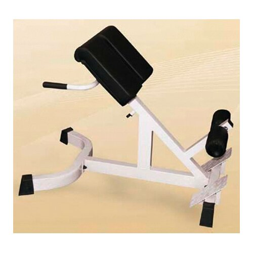 Yukon Fitness Extension Home Exercise Incline Hyperextension Bench