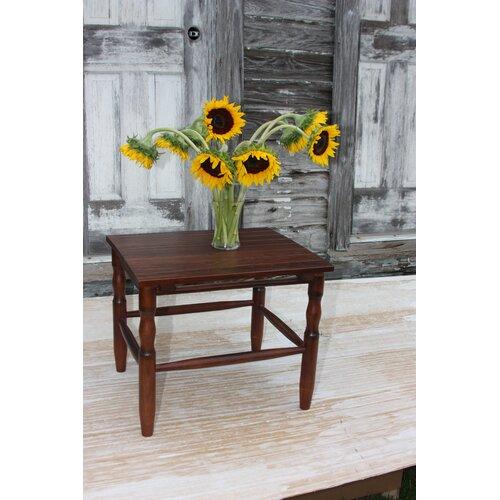 Woolrich Blanket Furniture End Table