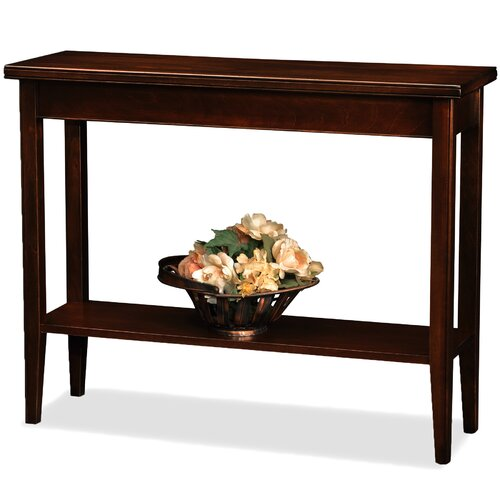 Hortons Lighting Outlet: Leick Laurent Console Table & Reviews