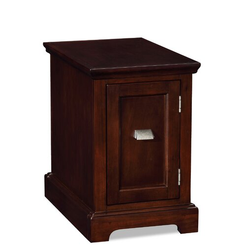 Leick Furniture Home Office Printer End Table