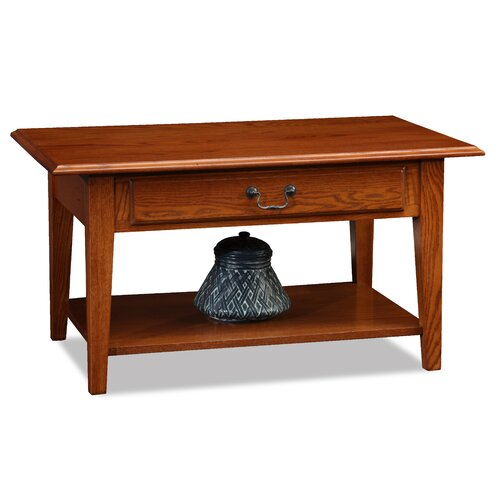 Leick Furniture Shaker Coffee Table
