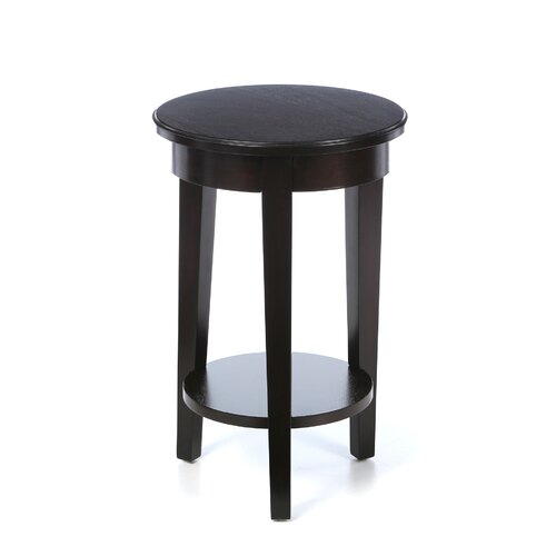 Carolina Accents Tripod End Table