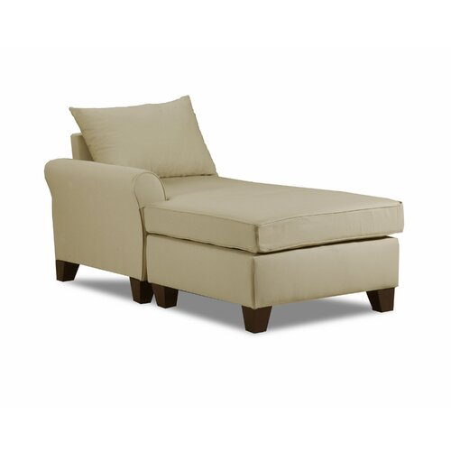 Carolina accents belle meade left chaise lounge reviews for Accent chaise lounge