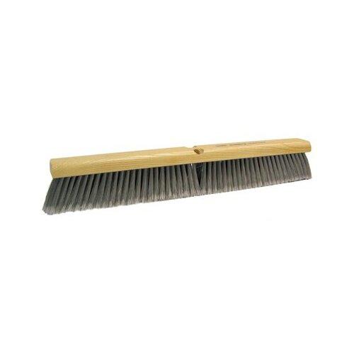 "Anderson Brush Kleen Sweep Floor Brushes - 968 kleen sweep medium floor brush 18"" block"
