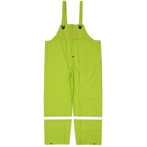 Boss Manufacturing Company Fluorescent Bib Overalls