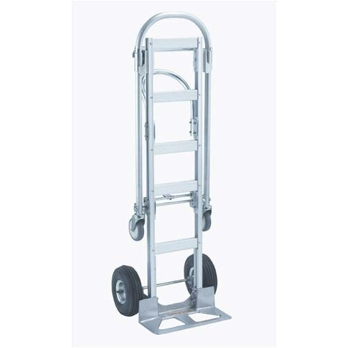 Wesco Manufacturing Spartan Economy 2-in-1 Jr Hand Truck