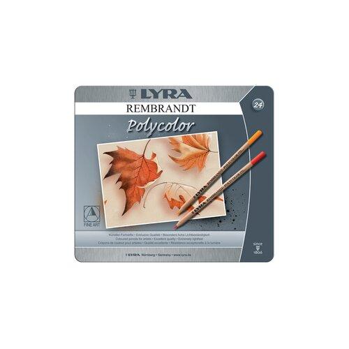 Dixon Ticonderoga Company Lyra Artist Colored Woodcase Pencils, 12 Per Pack
