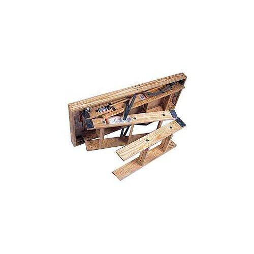 Werner 10' Attic Ladder