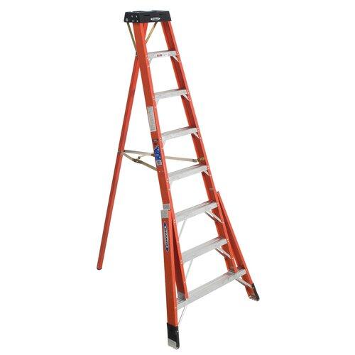 Dremel 8' Tripod Step Ladder