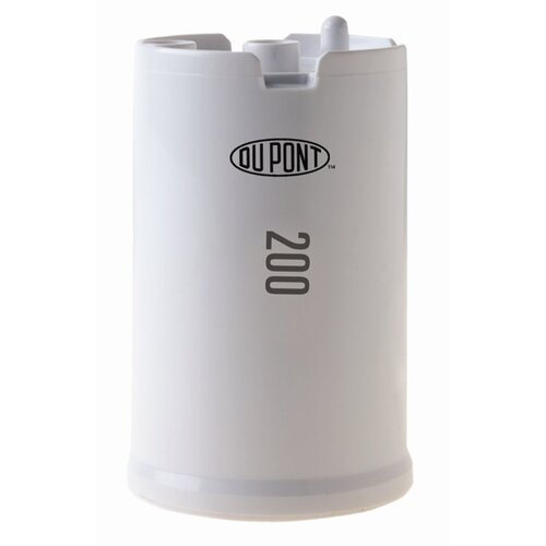 DuPont Ultra Protection 200 Gallon Faucet Mount Water Filtration Cartridge