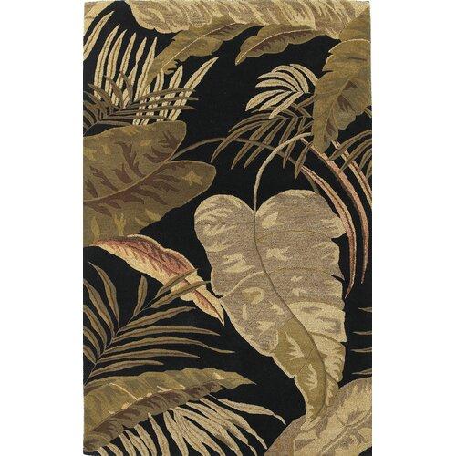 Havana Rainforest Midnight Rug