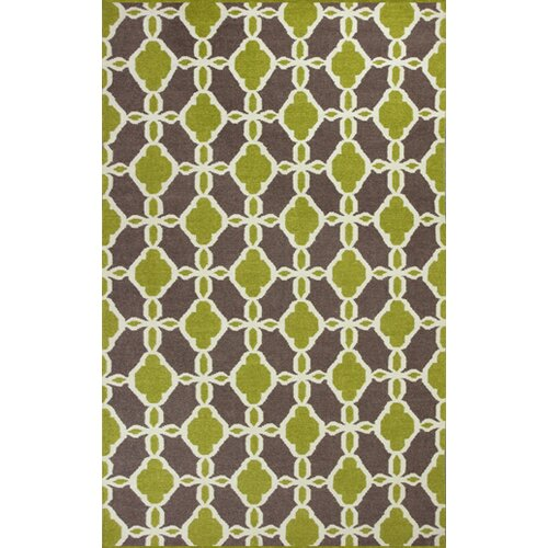 Solstice Citron / Taupe Serenity Rug
