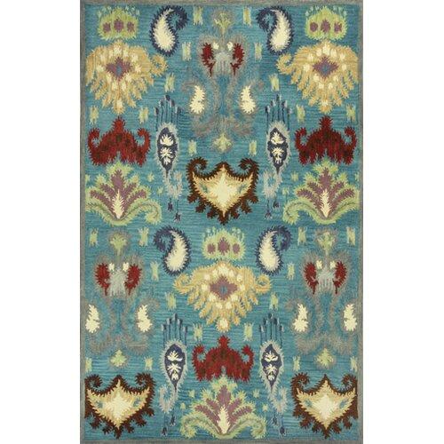 Tapestry Blue Ferozi Rug