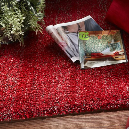 KAS Oriental Rugs Bliss Red Heather Rug