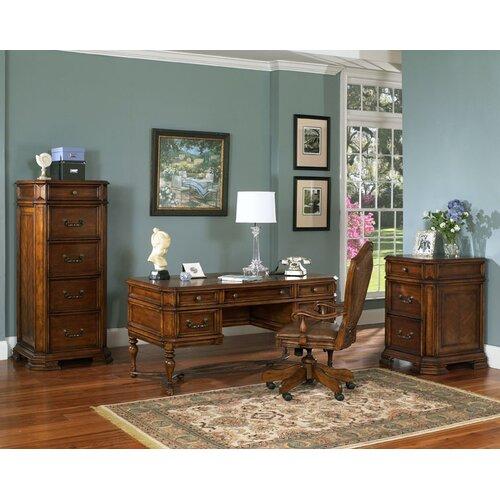 Samuel Lawrence Madison 3-Drawer File Cabinet