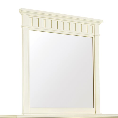 Samuel Lawrence Winter Park Rectangular Dresser Mirror