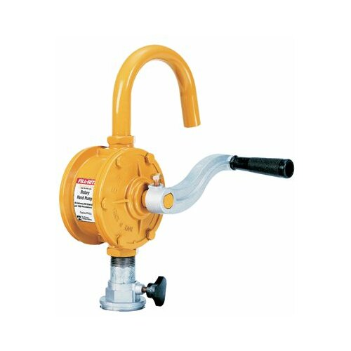 Fill-Rite Rotary  2-Vanecurved Spout Hand Pump