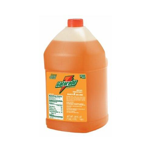 Gatorade Gatorade® Liquid Concentrates - 1 Gallon Orange Flavor (4 Pack)