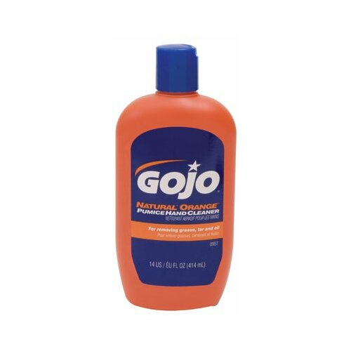 Gojo Smooth Lotion Hand Cleaner - 14 OZ / 12 per Case