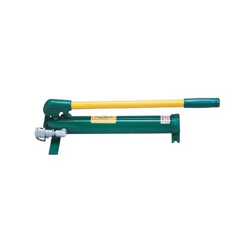 Greenlee Hydraulic Hand and Foot Pump
