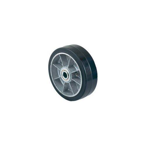 """Harper Trucks 6"""" X 2"""" Mold-On Rubber Wheel"""
