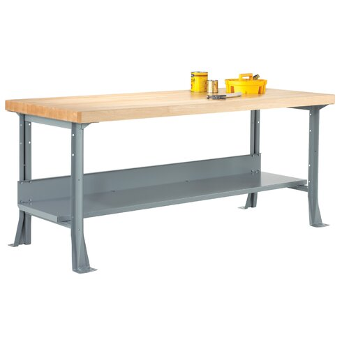 Diversified Woodcrafts Maple Workbench