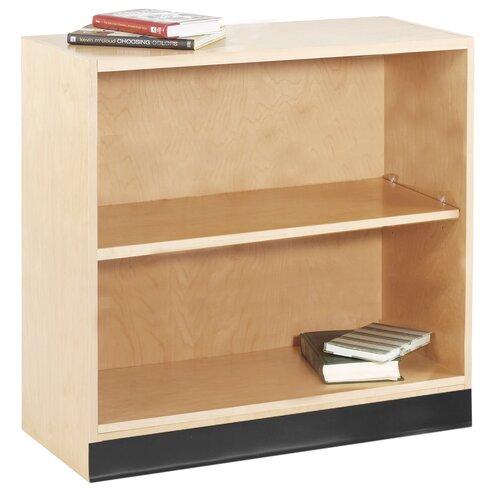 "Diversified Woodcrafts Open Floor Storage 35"" H 4 Shelf Shelving Unit"