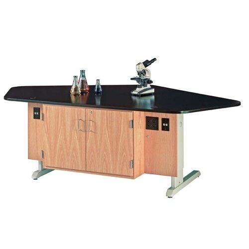 Diversified Woodcrafts EZ-Lift Workstation