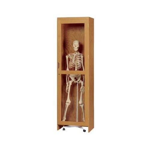 Diversified Woodcrafts Mobile Skeleton Cabinet
