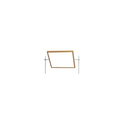 "Diversified Woodcrafts Combination Mirror 1' 8.75"" x 2' 3.75"" Whiteboard"