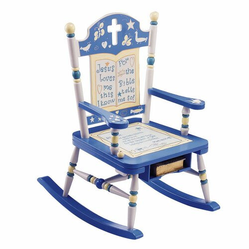 Levels of Discovery Rock A Buddies Kid Rocking Chair