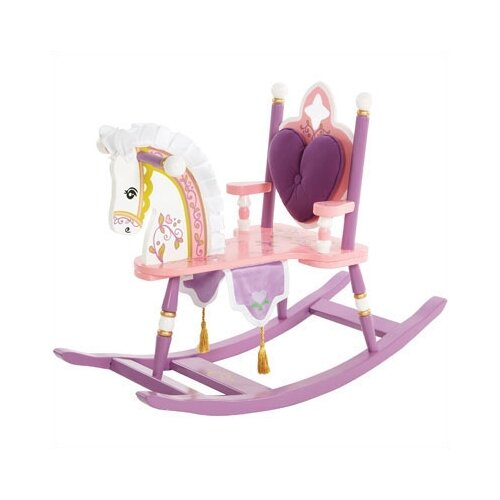 Levels of Discovery Kiddie Ups Princess Rocking Horse