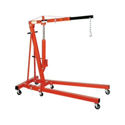 Jet 2 Ton Quick Lift Pump with Folding Legs