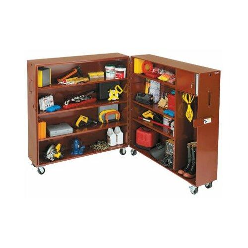"Jobox 63.5"" H x 72"" W x 30"" D Specialty Cabinet"