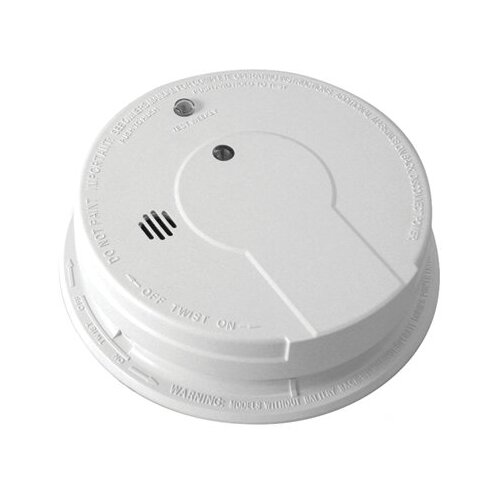 Kidde Kidde - Interconnectable Smoke Alarms Smoke Alarm Ionization 120Vac: 408-21006374 - smoke alarm ionization 120vac