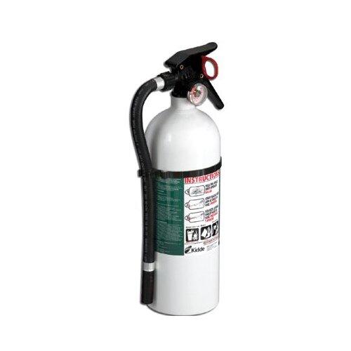 Kidde Kidde - Residential Series Living Area Fire Extinguishers 4Lb Abc Living Area Fireextinguisher: 408-21005771 - 4lb abc living area fireextinguisher