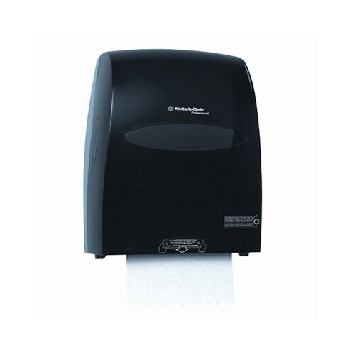 Kimberly-Clark In-Sight Sanitouch Hard Towel Dispenser in Smoke / Gray