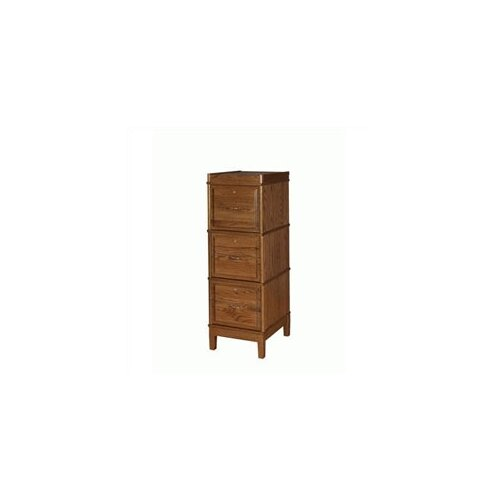 Hale Bookcases 300 Sectional Series 3-Drawer  File