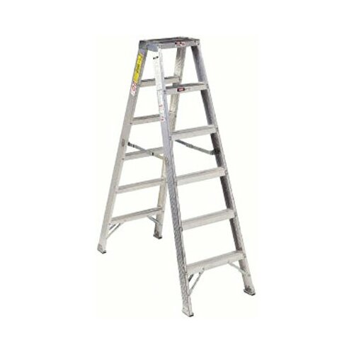 Louisville Ladder 8' AM1000 Series Master Twin Front Step Ladder