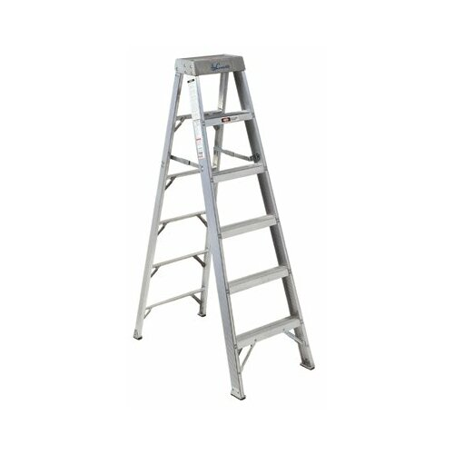Louisville Ladder 8' AS1000 Series Master Step Ladder
