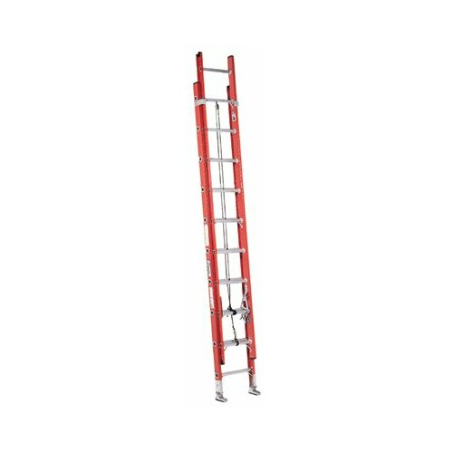 Louisville Ladder 20' FE7000 Series Plate Connect Extension Ladder