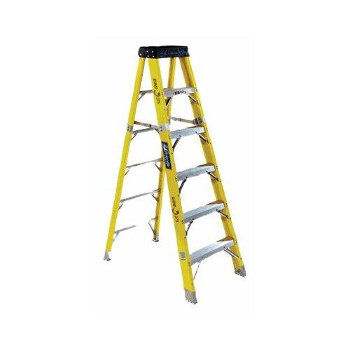 Louisville Ladder 10' FS1100HD Series Rhino Step Ladder