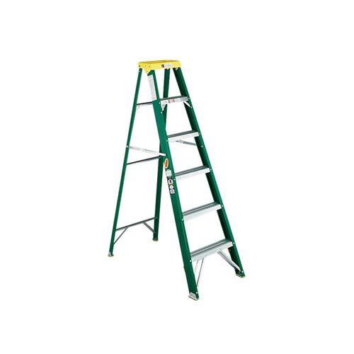 Louisville Ladder 6' Folding Step Ladder