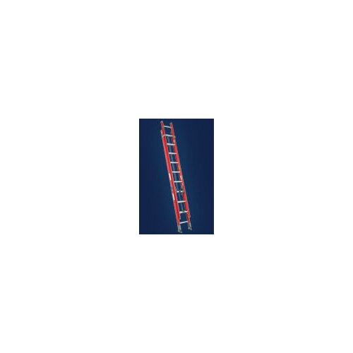 Louisville Ladder 20' Type IA Non-Conductive Extension Ladder