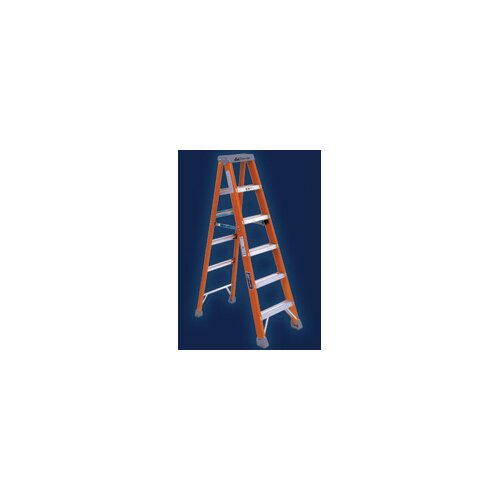 Louisville Ladder 6' Type IA Non-Conductive Step Ladder