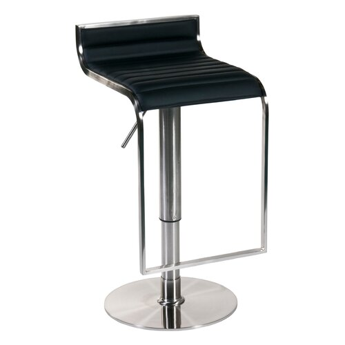 "Eurostyle Forest 20"" Adjustable Swivel Bar Stool"