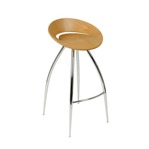 "Eurostyle Rubin 30"" Swivel Bar Stool"
