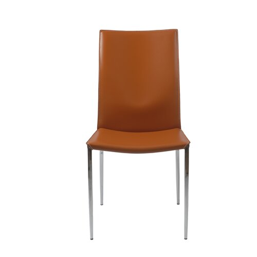 Max Leather Chair (Set of 2)
